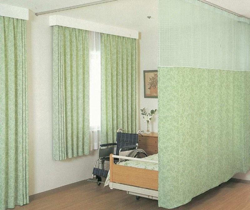 rèm cửa bệnh viện