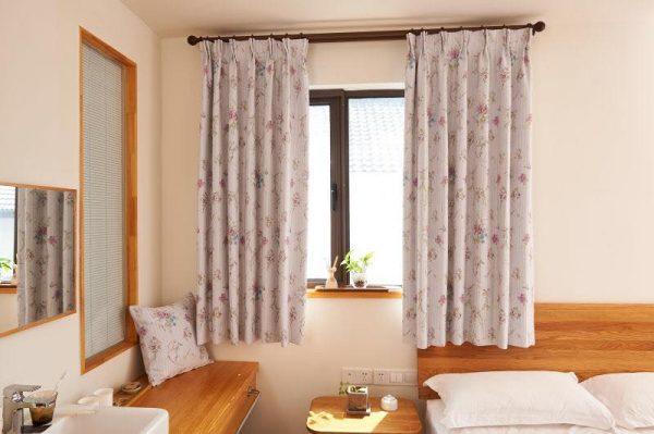 những tiêu chí lựa chọn rèm vải phù hợp với kiến trúc ngôi nhà