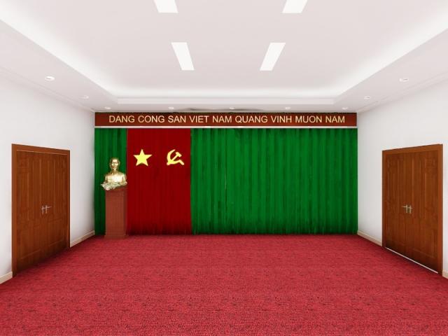 báo giá phông rèm sân khấu hội trường