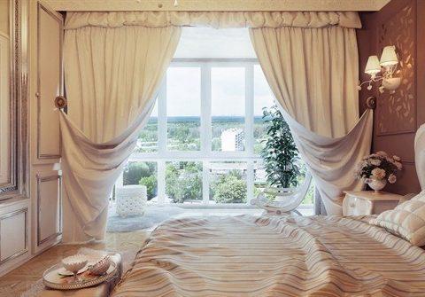Bật mí cách chọn rèm cửa cho phòng ngủ ưng ý nhất