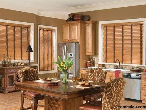 Mách bạn cách lựa chọn rèm gỗ với không gian nội thất phù hợp