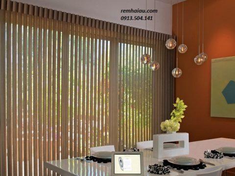 Nên lựa chọn loại rèm cửa nào phù hợp với phong cách công sở