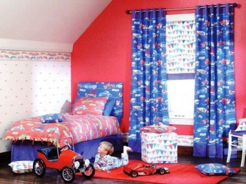 Mua rèm vải phòng trẻ em tại hà nội ở đâu giá rẻ, chất lượng