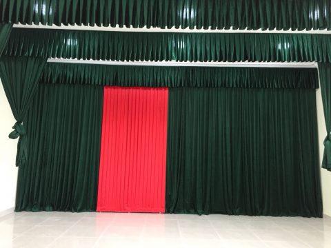 Những điều cần lưu ý khi mua rèm vải sân khấu giá rẻ