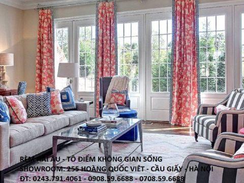 Mành rèm – nét biến tấu độc đáo cho không gian