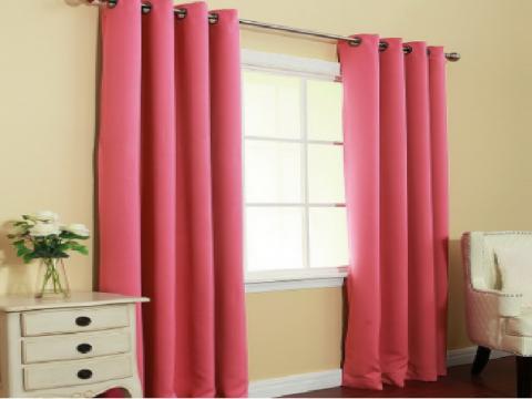 Những ưu điểm của rèm vải cao cấp