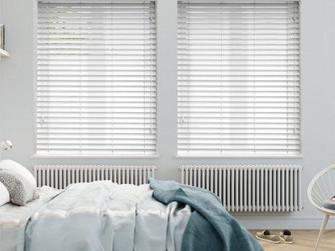 Có nên chọn màn sáo gỗ cho phòng ngủ nhà bạn hay không?