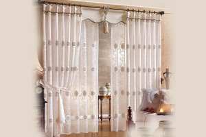 Tìm hiểu thông tin về rèm vải nỉ trước khi chọn mua.