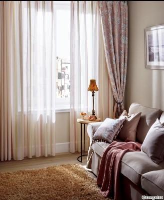 Lựa chọn rèm vải cách nhiệt sao cho phù hợp nhất với căn phòng.